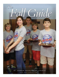 The Fall Guide